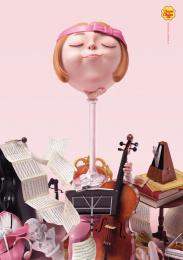 Chupa Chups: Music Print Ad by Cheil Hong Kong