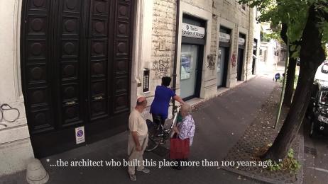 Fai: The Talking Doorbells [video] Digital Advert by Eccetera Produzioni Audio, McCann Milan, Milano & Grey