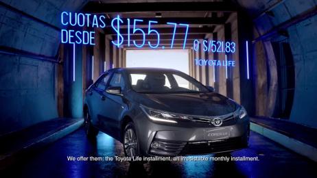 Toyota: Esperas Film by Y&R Lima