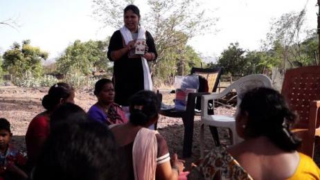 Mahindra: The Health Purse (Sehat Ka Batua) [Supporting Images] 2 Direct marketing by Grey Mumbai