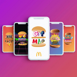 McDonald's: Gif Mac Digital Advert by TBWA\ San Juan