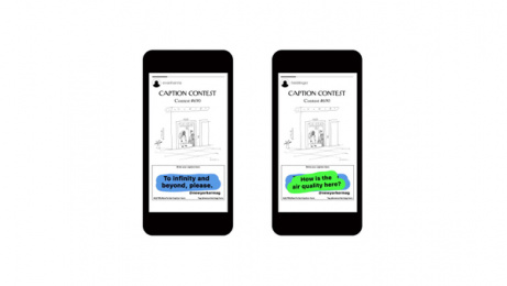 The New Yorker: Caption Contest Case study by BBDO New York