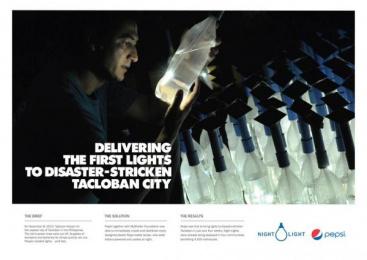 Pepsi: NIGHT LIGHT Direct marketing by BBDO Guerrero Makati City, BBDO GUERRERO, MANILA
