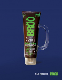 Broo: Made With Beer, 1 Print Ad by S.I. Newhouse School of Public Communications Syracuse New York