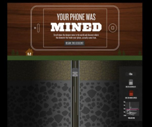Chamber of Mines SA: Whats Yours Is Mined 8 Design & Branding by Quirk Cape Town