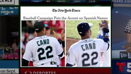 Major League Baseball/ MLB: Ponle Acento [image] 5 Digital Advert by Latinworks, Nunchaku Cine, Union Editorial