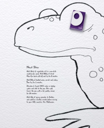Oxo: Newt stew Print Ad by J. Walter Thompson London, RM2