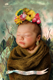 Os Bebês da Lhais - Newborn Photography: Your baby is a work of art, 6 Print Ad by Tuppi