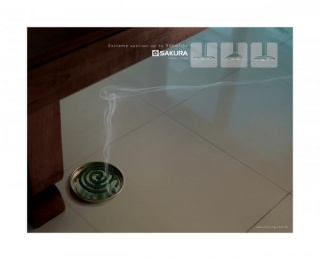 Energy Trading Company: MOSQUITO COIL Print Ad by Cheil Hong Kong