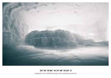 Bosch Freezer: Icebergs, 3 Print Ad by DDB Berlin