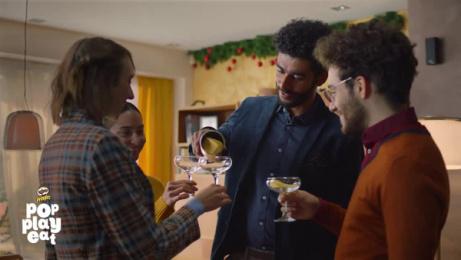 Pringles: Let's Celebrate: Christmas Apero Film by Grey London, HunkyDory