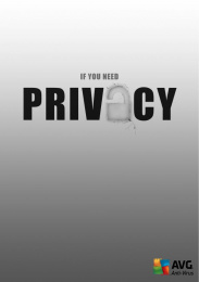 AVG: Privacy Print Ad by Acc Granot Israel