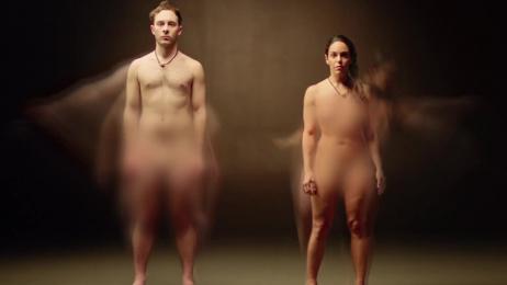 Naked and afraid: Naked and afraid Film by BODEGA