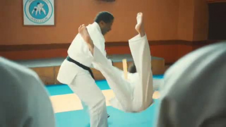 McDonald's: Chicken Legend - Judo Film by Leo Burnett Bogota, Leo Burnett London, Outsider