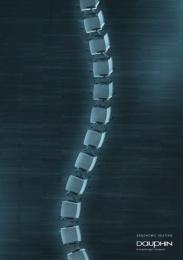 Ergonomic Seating: SPINAL COLUMN Print Ad by Q Werbeagentur