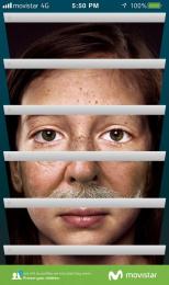 Movistar: Emma Print Ad by Prolam Y&R Santiago
