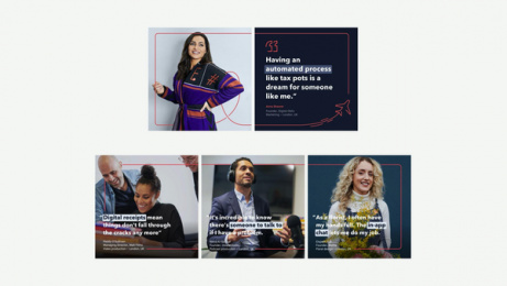 Monzo: It's business time for the UK's best-loved bank, 3 Design & Branding by Studio Output, London