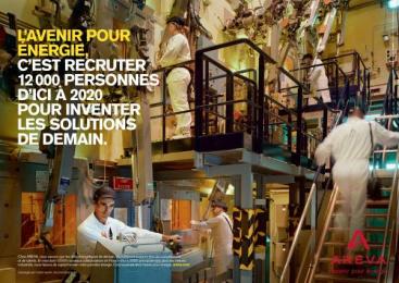 Areva: The Future for energy, 2 Print Ad by Havas Worldwide Paris