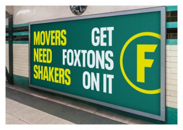 Foxtons: Get Foxtons On It, 5 Outdoor Advert by M&C Saatchi Accelerator