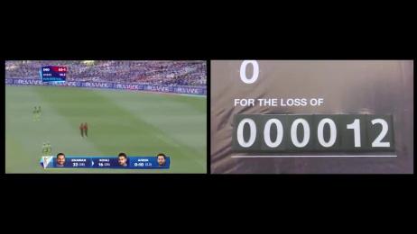 Zee News: The Misunderstood Scoreboard Outdoor Advert by DDB Mudra Group Mumbai