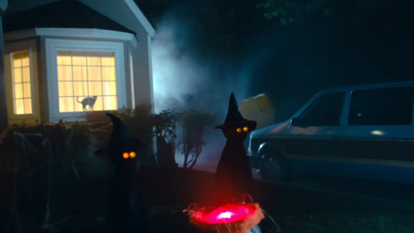 Sour Patch Kids: Reverse Trick or Treat Film by David The Agency
