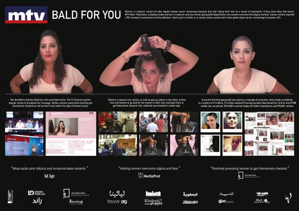 Bald For You [image]