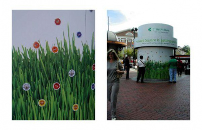 Citizens Bank: CITIZEN'S MAGNET Outdoor Advert by Arnold Worldwide Boston