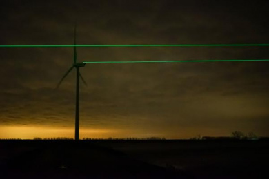 Kpn: Windlicht, 4 Ambient Advert by Studio Roosegaarde