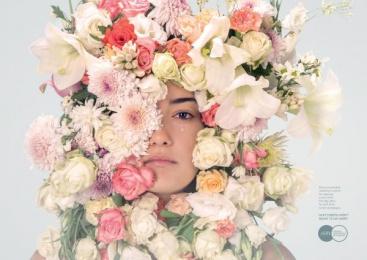 Aefi Spanish Florist Association: White Print Ad by Y&R Madrid