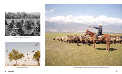 Airbnb: Kyrgyzstan Unbounded, 3 Print Ad by Airbnb / San Francisco