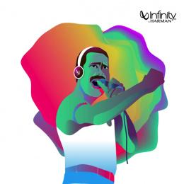 Infinity: Infinity Music, 2 Digital Advert by Havas India