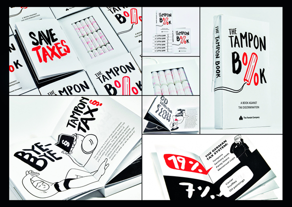 The Tampon Book: a book against tax discrimination, 3