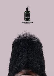 Mandevu Beard Care: Long Print Ad by Y&R Kenya