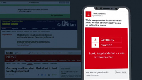 The Economist: The Economist World Cup [case study] Case study by Proximity London