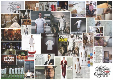 Umbro: TAILORED BY ENGLAND Case study by Exposure