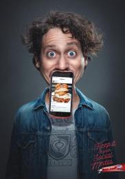 Colgate Maxfresh: Boy Print Ad by Y&R Lima