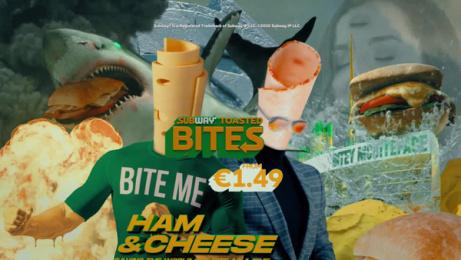 Subway: Bites, 1 Digital Advert by Above+Beyond