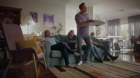 IKEA: Get Used To A Better Living Room Film by The Monkeys