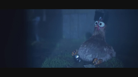 Poulehouse: The egg which doesn't kill the chicken Film by Brand Station