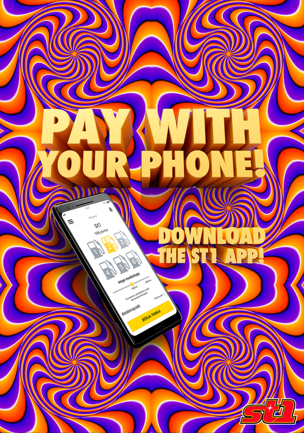 Pay with your phone