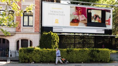 Telenet: Lockdown Portraits, 3 Print Ad by L.A. Initials, TBWA, Belgium