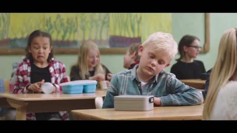 Bufdir: The Lunchbox Film by Einar Film, Kitchen Leo Burnett Oslo