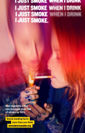 California Tobacco Control Program / California Department Of Public Health: California Tobacco Control Program / California Department Of Public Health Print Ad by Duncan Channon