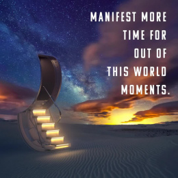 Manifest travel: Mindful travel, 2 Digital Advert by Madwell