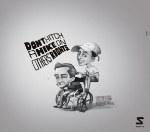 Sintur-JP: Wheelchair Print Ad by Sin Comunicação