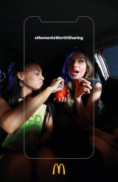 McDonald's: Moments Worth Sharing, 5 Print Ad by DDB Athens