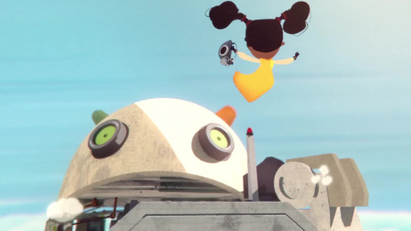Interface: The Unlikely Hero  Film by 22squared, Lobo