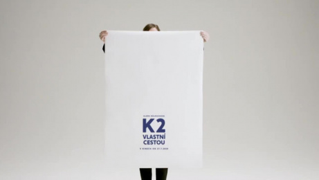 Klára Kolouchová: K2: My Way Film by VCCP Prague