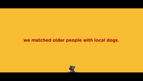 Pedigree: Dog Dates Film by AMV BBDO London