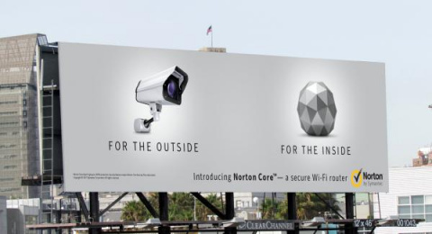 Norton: Core Outdoor Advert by Grey San Francisco, Vintage Pictures